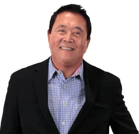 Rich Dad Poor Dad Author, Robert Kiyosaki